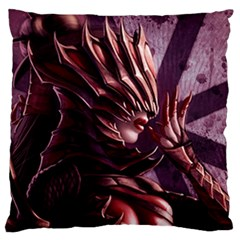 Fantasy Art Legend Of The Five Rings Steve Argyle Fantasy Girls Large Cushion Case (two Sides) by Onesevenart