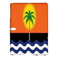 Coconut Tree Wave Water Sun Sea Orange Blue White Yellow Green Samsung Galaxy Tab S (10 5 ) Hardshell Case