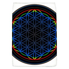 Flower Of Life Flap Covers (l)  by Onesevenart