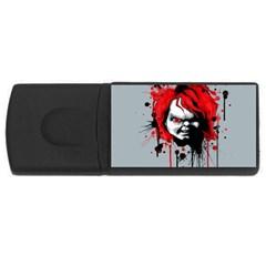 Good Guys Usb Flash Drive Rectangular (4 Gb) by lvbart
