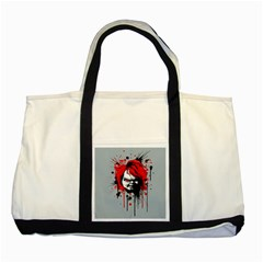 Good Guys Two Tone Tote Bag by lvbart