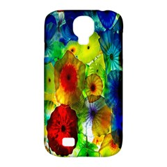 Green Jellyfish Yellow Pink Red Blue Rainbow Sea Samsung Galaxy S4 Classic Hardshell Case (pc+silicone) by Alisyart