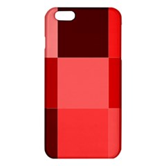 Red Flag Plaid Iphone 6 Plus/6s Plus Tpu Case by Alisyart