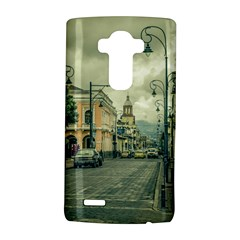 Historic Center Urban Scene At Riobamba City, Ecuador Lg G4 Hardshell Case by dflcprints