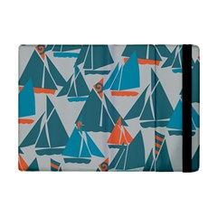 Ship Sea Blue Ipad Mini 2 Flip Cases by Alisyart