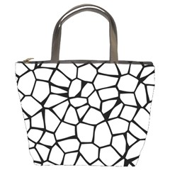 Seamless Cobblestone Texture Specular Opengameart Black White Bucket Bags by Alisyart