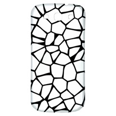 Seamless Cobblestone Texture Specular Opengameart Black White Samsung Galaxy S3 S Iii Classic Hardshell Back Case