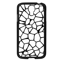 Seamless Cobblestone Texture Specular Opengameart Black White Samsung Galaxy S4 I9500/ I9505 Case (black) by Alisyart