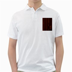 Texture Seamless Wood Brown Golf Shirts by Alisyart