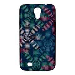 Spring Flower Red Grey Green Blue Samsung Galaxy Mega 6 3  I9200 Hardshell Case by Alisyart