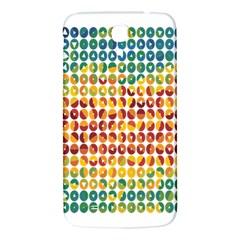Weather Blue Orange Green Yellow Circle Triangle Samsung Galaxy Mega I9200 Hardshell Back Case