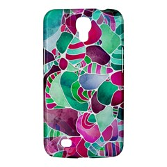 Frosted Sea Glass Samsung Galaxy Mega 6 3  I9200 Hardshell Case by KirstenStar