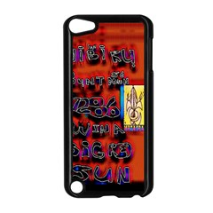 BIG RED SUN WALIN 72 Apple iPod Touch 5 Case (Black)