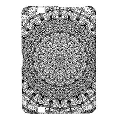 Mandala Boho Inspired Hippy Hippie Design Kindle Fire Hd 8 9  by CraftyLittleNodes