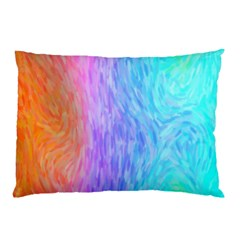 Abstract Color Pattern Textures Colouring Pillow Case