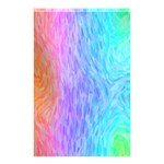 Abstract Color Pattern Textures Colouring Shower Curtain 48  x 72  (Small)  42.18 x64.8 Curtain