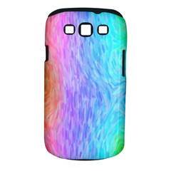 Abstract Color Pattern Textures Colouring Samsung Galaxy S Iii Classic Hardshell Case (pc+silicone)