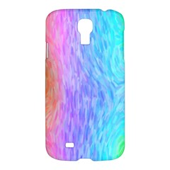 Abstract Color Pattern Textures Colouring Samsung Galaxy S4 I9500/i9505 Hardshell Case