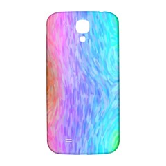 Abstract Color Pattern Textures Colouring Samsung Galaxy S4 I9500/i9505  Hardshell Back Case