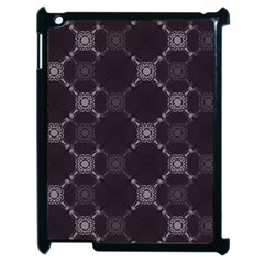 Abstract Seamless Pattern Apple Ipad 2 Case (black) by Simbadda