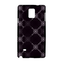 Abstract Seamless Pattern Samsung Galaxy Note 4 Hardshell Case