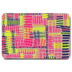Abstract Pattern Large Doormat