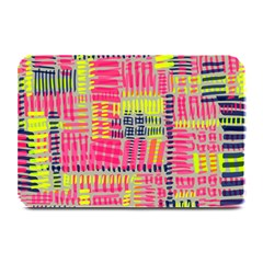 Abstract Pattern Plate Mats