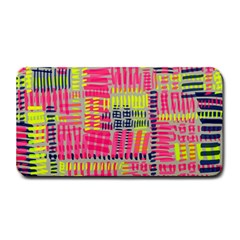 Abstract Pattern Medium Bar Mats