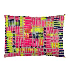 Abstract Pattern Pillow Case