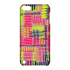Abstract Pattern Apple Ipod Touch 5 Hardshell Case With Stand by Simbadda