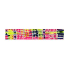 Abstract Pattern Flano Scarf (mini)