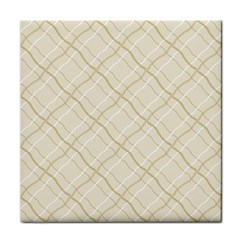 Background Pattern Tile Coasters by Simbadda