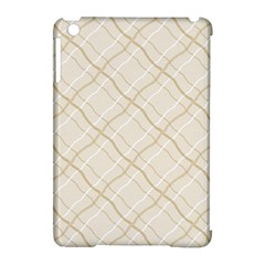 Background Pattern Apple Ipad Mini Hardshell Case (compatible With Smart Cover) by Simbadda