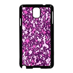 Chic Camouflage Colorful Background Samsung Galaxy Note 3 Neo Hardshell Case (black)