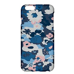 Fabric Wildflower Bluebird Apple Iphone 6 Plus/6s Plus Hardshell Case