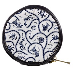 Fish Pattern Mini Makeup Bags by Simbadda