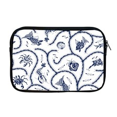 Fish Pattern Apple Macbook Pro 17  Zipper Case