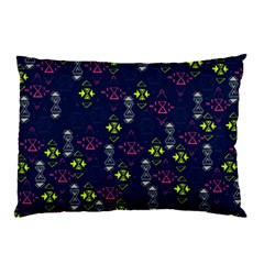 Vintage Unique Pattern Pillow Case (two Sides) by Simbadda