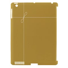 Brown Paper Packages Apple Ipad 3/4 Hardshell Case (compatible With Smart Cover) by Alisyart