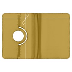 Brown Paper Packages Kindle Fire Hdx Flip 360 Case by Alisyart