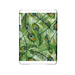 Peacock Feathers Pattern Ipad Mini 2 Hardshell Cases by Simbadda
