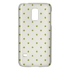 Green Spot Jpeg Galaxy S5 Mini by Alisyart