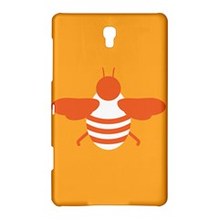 Littlebutterfly Illustrations Bee Wasp Animals Orange Honny Samsung Galaxy Tab S (8 4 ) Hardshell Case