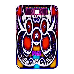 Nibiru Power Up Samsung Galaxy Note 8 0 N5100 Hardshell Case  by MRTACPANS
