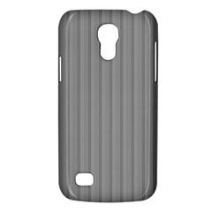 Metal Dark Grey Galaxy S4 Mini by Alisyart