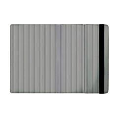 Metal Dark Grey Ipad Mini 2 Flip Cases by Alisyart