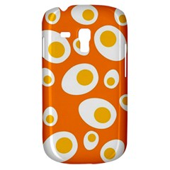 Orange Circle Egg Galaxy S3 Mini by Alisyart