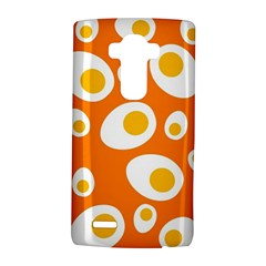Orange Circle Egg Lg G4 Hardshell Case by Alisyart