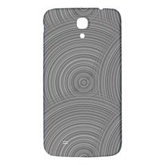 Circular Brushed Metal Bump Grey Samsung Galaxy Mega I9200 Hardshell Back Case by Alisyart