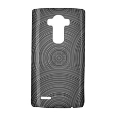 Circular Brushed Metal Bump Grey Lg G4 Hardshell Case by Alisyart